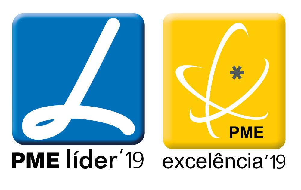 Distinção de PME Lider'19 e PME Excelência'19